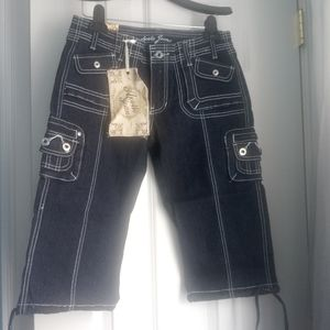 NWT Apollo jeans bermuda shorts